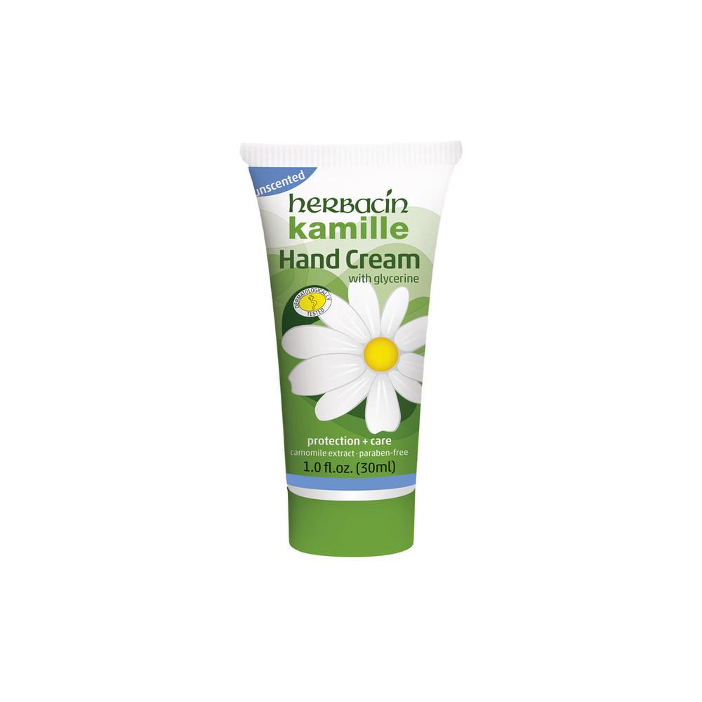 Herbacin kamille Hand cream | Unscented - tube 1.0 fl. oz.