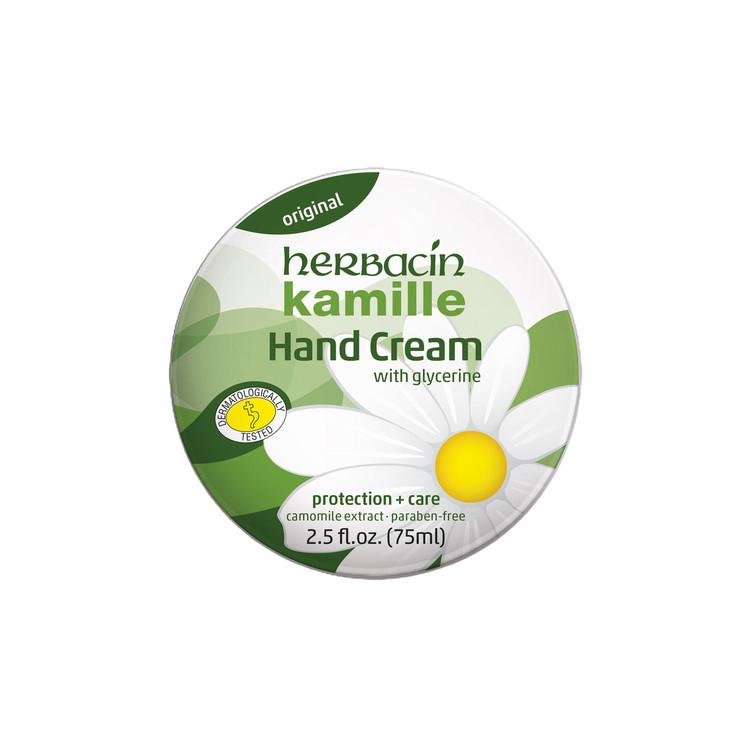Herbacin kamille Hand Cream - tin 2.5 fl.oz.