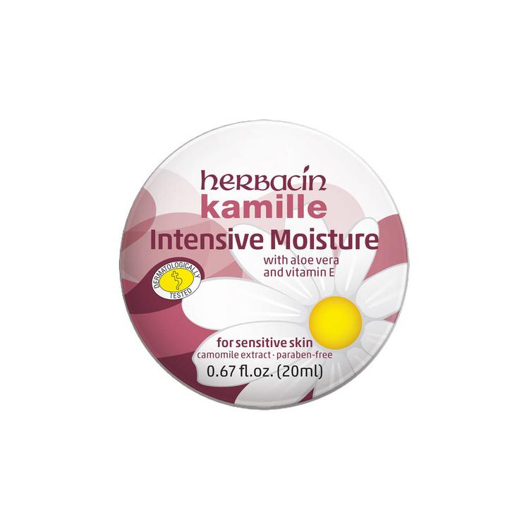 Herbacin kamille   Intensive Moisture 0.67 fl. oz. Tin