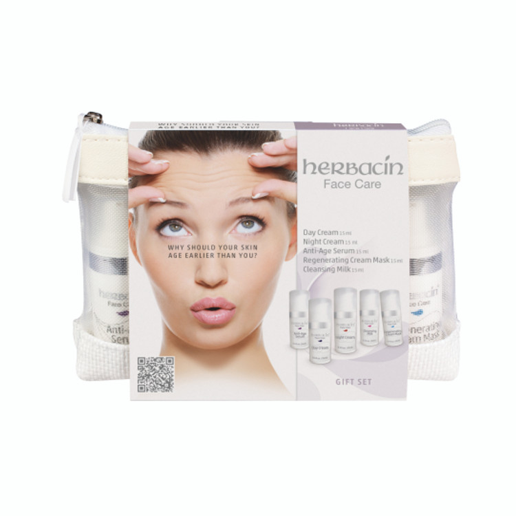Herbacin Face Care Gift Set