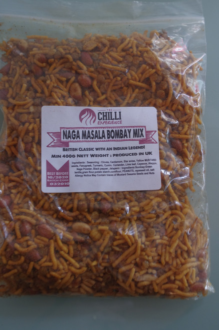 Bombay Mix - Naga - 400g