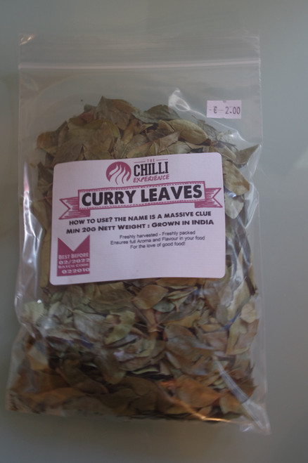 Curry Leaves - 20g
