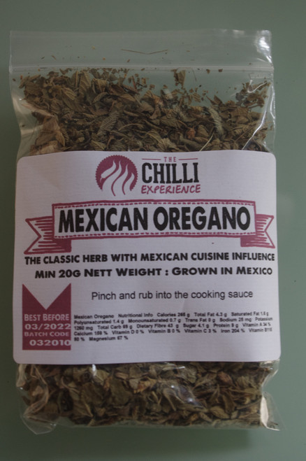 Mexican Oregano - 20g