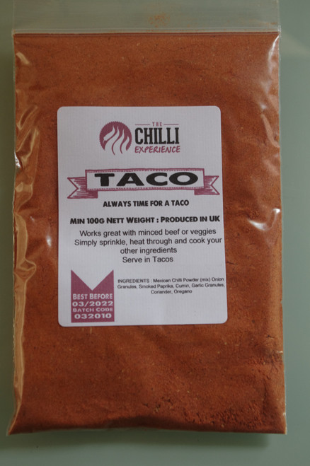 Taco Seasoning Mix - 100g