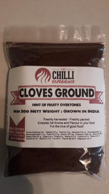 Cloves Ground - 50g