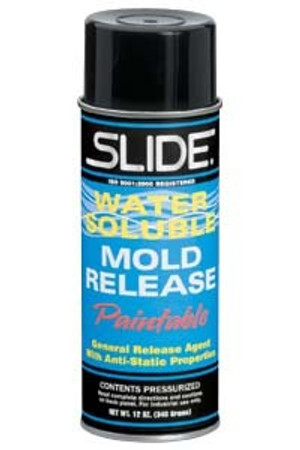 Water Soluble Mold Release