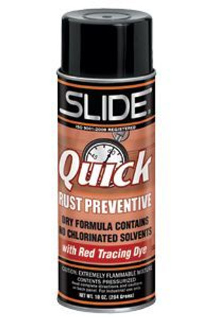 Quick Rust Preventive with Red Dye