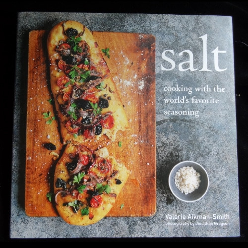 This Salt recipe book was written by Valerie Aikman-Smith,and contains recipes using  gourmet sea salt making it the perfect sea salt foodie gift!