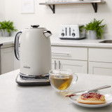 Sunbeam 1.7L White Alinea Select Collection Kettle - Betta Online Only Price