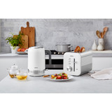 Sunbeam Simply Shine 1.7L White Kettle - Betta Online Only Price