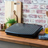 George Foreman Large Fit Grill Lifestyle Image Closed