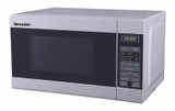 Sharp 20L White Compact Microwave - Betta Online Only Price