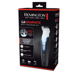 Remington G4 Graphite Series Multi Grooming Kit - Betta Online Only Price
