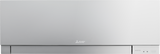 Mitsubishi Electric Designer EF50 Silver Wall Mounted Heat Pump - Betta Online Only Price