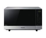 Panasonic 27L S/Steel Flatbed Inverter Microwave - Betta Online Only Price
