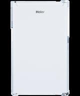 Haier 121L^ White Bar Fridge - Betta Online Only Price