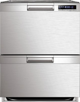 Eurotech 14 Place S/Steel Built-in Double Dish Cabinet - Betta Online Only Price