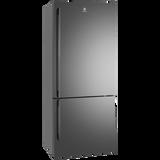 Electrolux 453L Dark S/Steel Bottom Mount Fridge/Freezer R/H - Betta Online Only Price