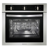 Parmco 60cm S/Steel 5 Function 58L Built-in Oven - Betta Online Only Price