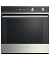 Fisher & Paykel 60cm S/Steel 9 Function Pyrolytic Oven - Betta Online Only Price