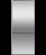 Fisher & Paykel 373L^ S/Steel ActiveSmart™ Bottom Mount Fridge/Freezer - Betta Online Only Price