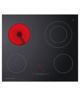 Fisher & Paykel 60cm Touch & Slide 4 Zone Ceramic Cooktop - Betta Online Only Price