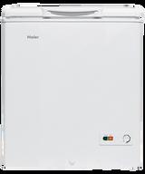 Haier 143L^ White Chest Freezer - Betta Online Only Price