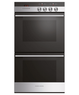 Fisher & Paykel 60cm S/Steel 7 Function Double Built-in Oven - Betta Online Only Price