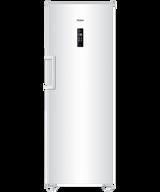 Haier 258L^ White Vertical Freezer - Betta Online Only Price