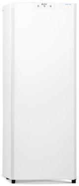 Mitsubishi Electric 160L White Vertical Freezer - Betta Online Only Price