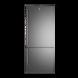Electrolux 453L Dark S/Steel Bottom Mount Fridge/Freezer - Betta Online Only Price