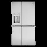 Westinghouse 609L S/Steel French Door Ice & Water Fridge/Freezer - Betta Online Only Price