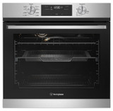 Westinghouse 60cm S/Steel 8 Function Built-in Oven with Air Fry - Betta Online Only Price