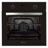 Parmco 60cm Black 8 Function Built-in Oven - Betta Online Only Price