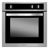 Parmco 60cm S/Steel Gas 3 Function Built-in Oven - Betta Online Only Price