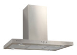 Parmco 90cm S/Steel Low Profile Island Box Canopy - Betta Online Only Price