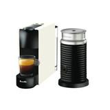 Breville Nespresso Essenza Mini White Coffee Machine - Betta Online Only Price