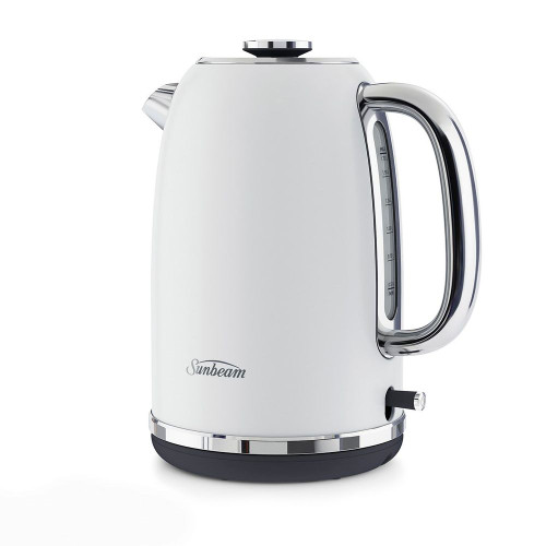 Sunbeam Alinea Collection White Kettle - Betta Online Only Price