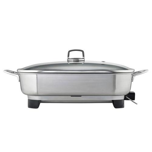 Sunbeam Ellise® Stainless Steel Banquet Frypan - Betta Online Only Price