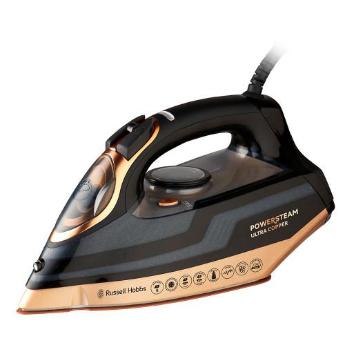 Russell Hobbs Powersteam Ultra Copper Iron - Betta Online Only Price