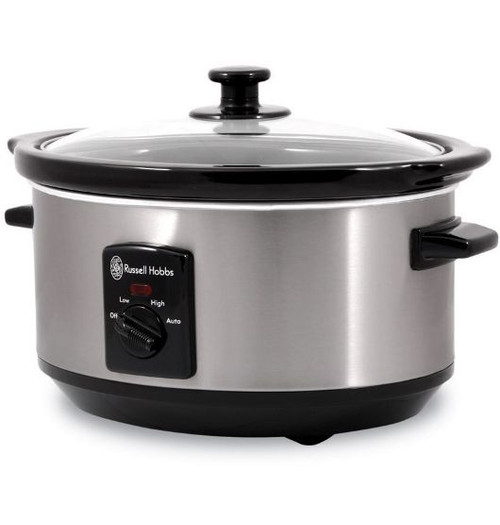 Russell Hobbs 3.5L Slow Cooker - Betta Online Only Price