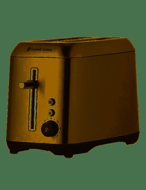 Russell Hobbs Carlton 2 Slice Toaster - Betta Online Only Price