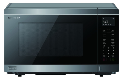 Sharp 32L Silver 1100w  Convection Grill Microwave - Betta Online Only Price