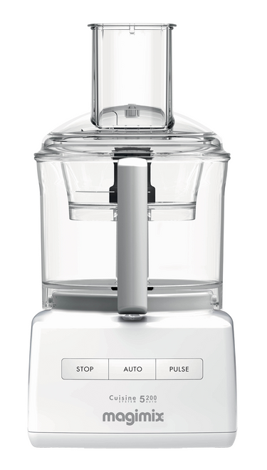 Magimix 3.6L White Food Processor - Betta Online Only Price