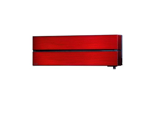 Mitsubishi Electric Black Diamond LN50 Red High Wall Heat Pump with HyperCore - Betta Online Only Price