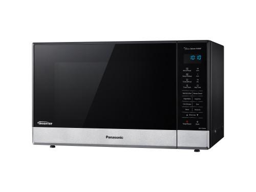 Panasonic 32L Black Inverter Genius Microwave - Betta Online Only Price