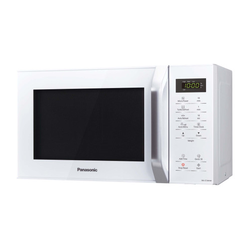 Panasonic 25L White Microwave Oven - Betta Online Only Price