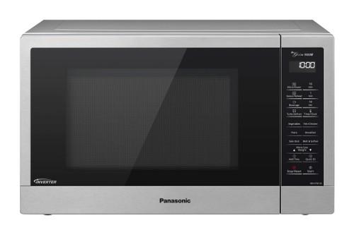 Panasonic 32L S/Steel Inverter Microwave Oven - Betta Online Only Price