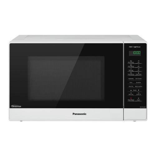 Panasonic 32L White Inverter Microwave - Betta Online Only Price