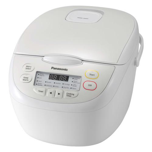 Panasonic 1.8L White Multi-Cooker - Betta Online Only Price